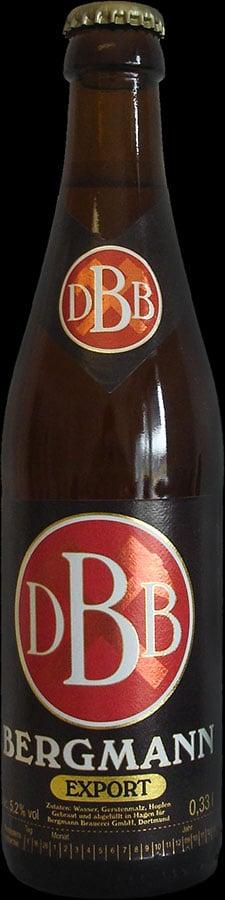 Alte Export Flasche
