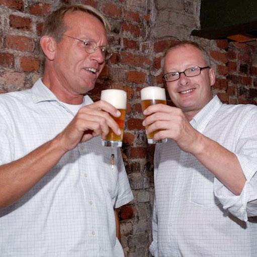 Thomas Raphael und Herbert Prigge